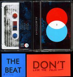 Almeeva EP#2 Cassette (BLWBCK022)
