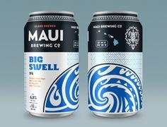 beer, branding, maui