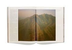 magazine layout, type, tipography