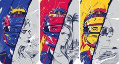 Red Bull Monaco   Andrew Archer