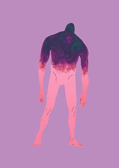 Les anonymes, kim Roselier #illustration
