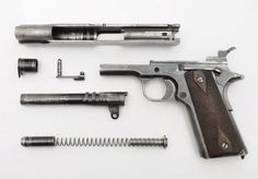 Chip K // #gun #photo #disassembled
