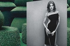 Stella McCartney F/W 11.12 : Natalia Vodianova by Mert & Marcus - the Fashion Spot #fashion #campaign