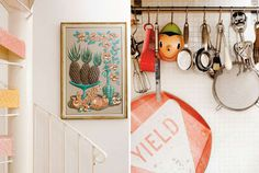 frankie magazine kitchen #interior #design #decor #deco #decoration