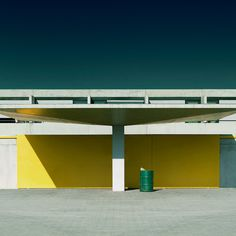 Squared architecture on the Behance Network #moderism #architecture #minimal