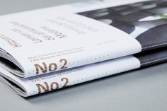 BSA N° 2 by Buero146 #publication #binding