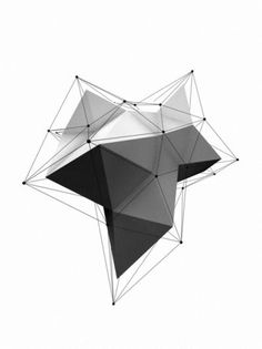 Designspiration — __ | 45909 | Wookmark #triangle #white #black #and