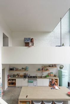 dwelling with largest pivoting door