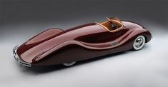 1948 Buick Streamliner by Norman E. Timbs (http://goo.gl/3EgMBc) #car #40s