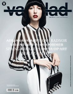 Louis Vuitton se da al street art #vanidad #design #cover #layout #editorial #magazine