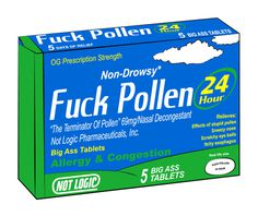 fuck pollen