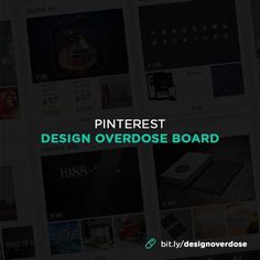Are you using Pinterest? Pinterest is great for creatives share their designs, projects and things they love. I created a new group board s #inspiration #branding #packaging #print #design #graphic #photography #typography