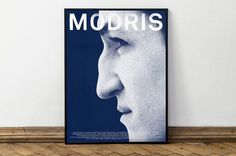 Modris #movie #design #photography #poster #film #layout #typography