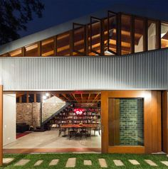 Cowshed House in Sydney