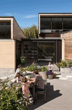 Rammed Earth House Connected to the Mountainous Landscape of Cardrona Valley 4