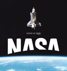 4   NASA's Logo Redesigned To Be Truly Out Of This World   Co.Design: business + innovation + design #nasa #logo #brand #space