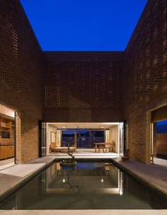 Vietnamese Contemporary House Inspired by Traditional Architecture 17