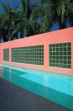 pool, architecture, LA
