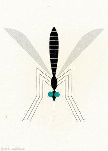Ryo Takemasa | Insects #illustration