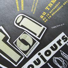 xc3x80 toi pour toujours, ta Marie-Lou #theater #marie #toi #pour #toujours #print #michel #ta #tnm #lou #tremblay #poster #thtre