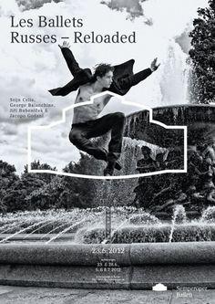 "STGU » Wybrane » FONS HICKMANN""Beyond the Norm"" #poster #ballet"