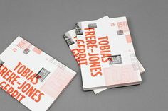 Tobias Frere-Jones - Working Format #print