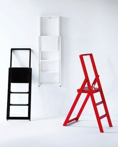 FFFFOUND! #ladder #red