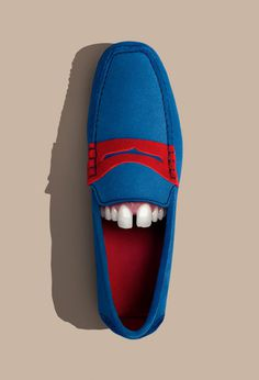 Running Gag #smile #shoe