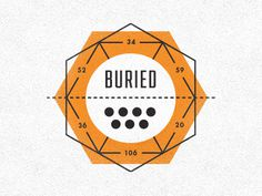 Buried sm #mark #breaking #icon #logo #bad