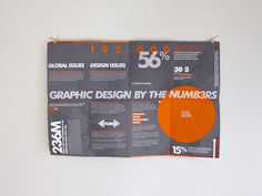 CRED #graphs #infographic #charts #layout #typography