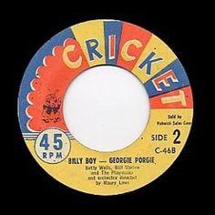 Crate Digger's Gold's Photos - 45 RPM Record Label Designs #vinyl #center