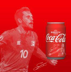 Coca-Cola Gylfi Sigurdsson