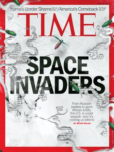 TIME cover by Justin Metz