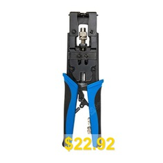 Type #F #Head #Multi-function #Crimping #Pliers #- #GLACIAL #BLUE #ICE