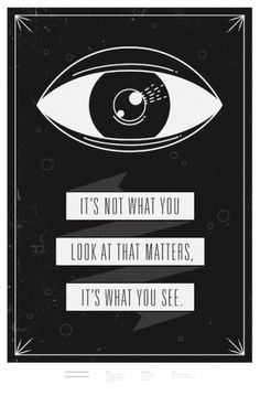 QUOTES on the Behance Network #inspiration #univers #design #graphic #poster #typography