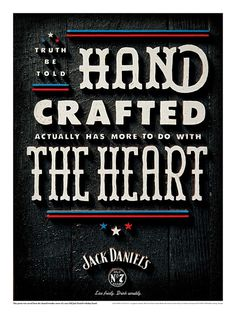 Helms Workshop for Jack Daniels, Arnold Worldwide