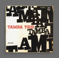 Tamba trio #albumCover #design #inspiration #music