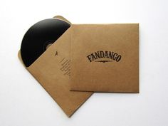Fandango Record on the Behance Network #album #cover #record #case #music #paper