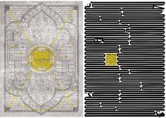 Homa-Delvaray-1-3.jpg (JPEG Image, 589×420 pixels) #design #graphic #poster #typography