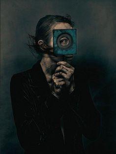 Rahi Rezvani's photography. #surreal #color #photograph