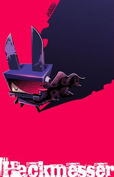 Lucky Invader:Hackmesser on Behance