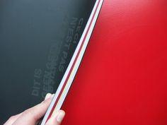 """Laura Knoops : graphic design - Projets en cours & coups de cÅ""""urs #belgium #book"""