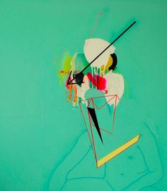 Emanuel Rodriguez | PICDIT #art #painting #mixed media #artist