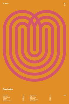 swissritual.ca #SwissRitual #graphic #design #minimal #music #grid #poster #swiss #illustration #MWard