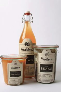 Prekker's: Branding & Identity #packaging #brand #design #identity