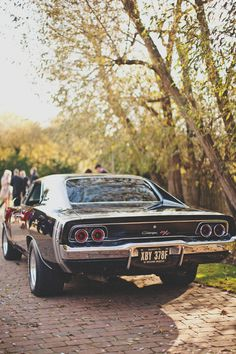 68 Charger R/T