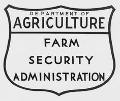 File:US-FarmSecurityAdministration-Logo.png - Wikipedia, the free encyclopedia #us #government #vintage #logo #typography