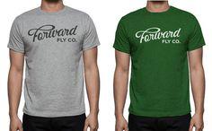 Forward Fly Logo 2 - Zach Johnson Design