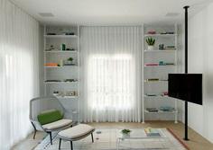 Renovating Tel Aviv Apartment Designers Keep Classic Details - InteriorZine