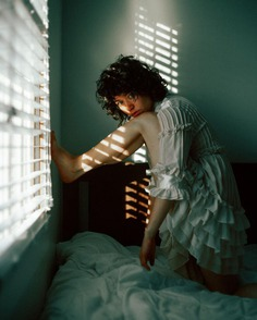 Beauty and Evocative Portrait Photography by Cheyenne Beverley